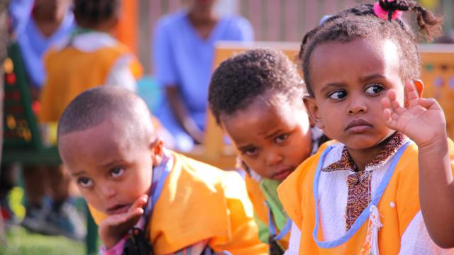 Day Care | Selam Children Village